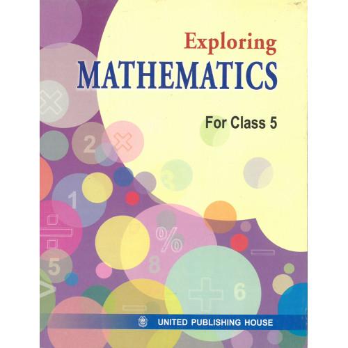 Exploring Mathematics For Class 5