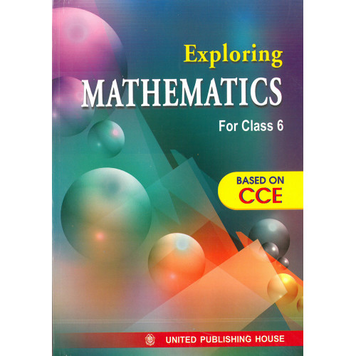 Exploring Mathematics For Class 6