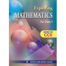 Exploring Mathematics For Class 7