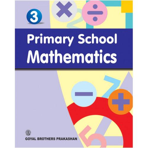Primary School Mathematics Book 3