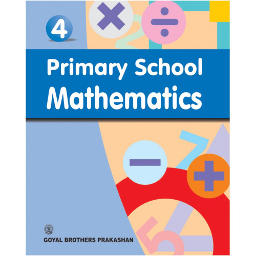 Primary School Mathematics Book 4