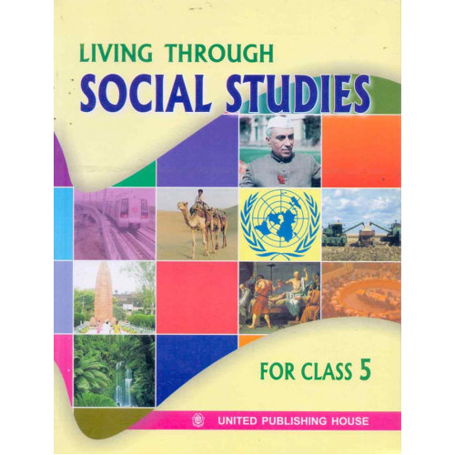 Living Through Social Studies For Class 5