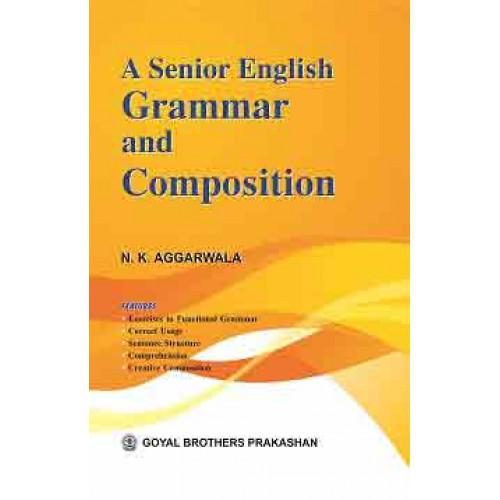 A Senior English Grammar And Composition