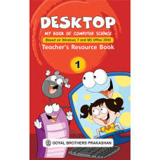 Desktop My Book Of Computer Science Teachers Resource Book 1