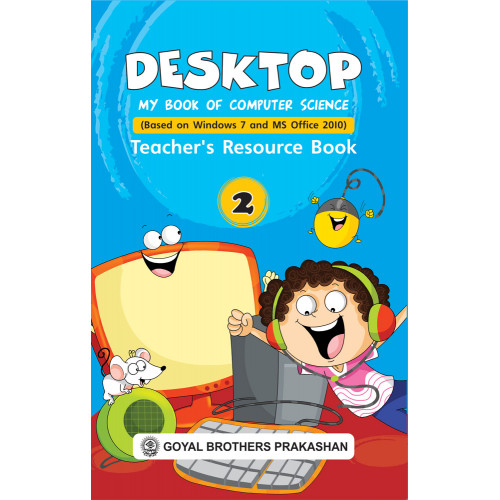 Desktop My Book Of Computer Science Teachers Resource Book 2