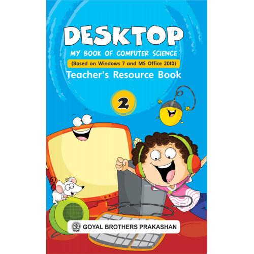 Desktop My Book Of Computer Science Teachers Resource Book 2
