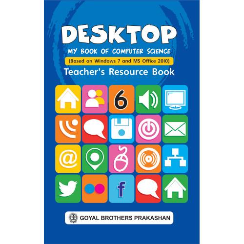 Desktop My Book Of Computer Science Teachers Resource Book 6