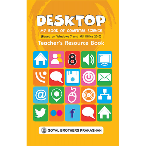 Desktop My Book Of Computer Science Teachers Resource Book 8
