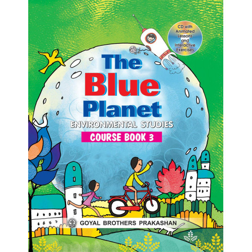 The Blue Planet Environmental Studies Course Book 3 (With Online Support)