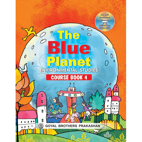 The Blue Planet Environmental Studies Course Book 4 (With Online Support)