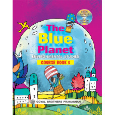 The Blue Planet Environmental Studies Course Book 5 (With Online Support)