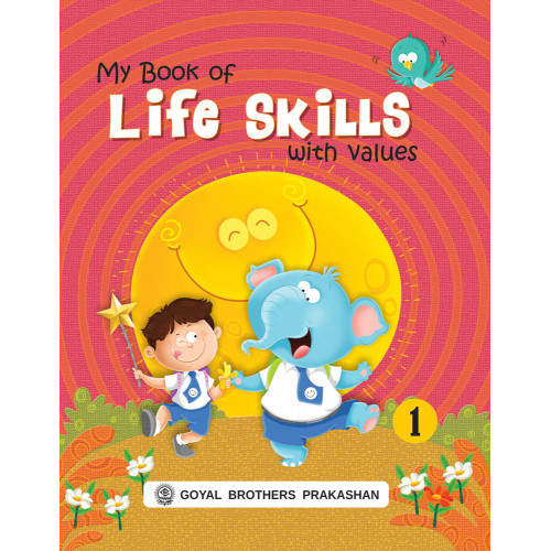 My Book Of Life Skills With Values Book 1