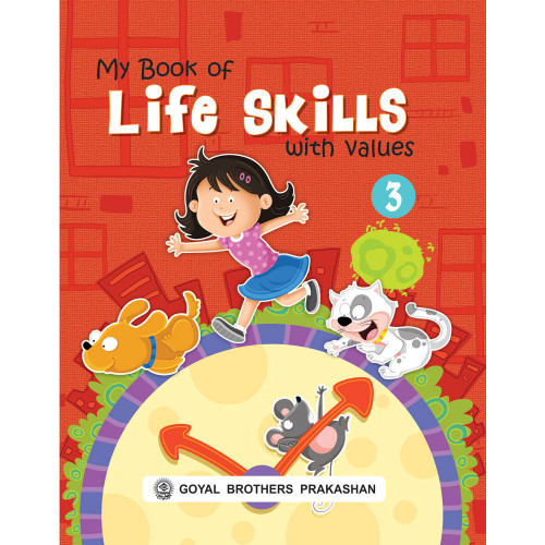 My Book Of Life Skills With Values Book 3