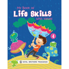 My Book Of Life Skills With Values Book 4