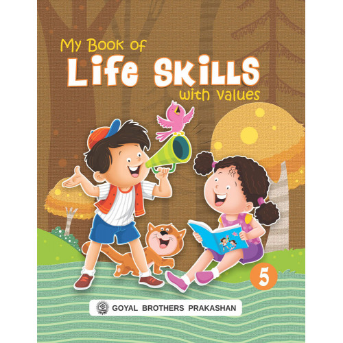 My Book Of Life Skills With Values Book 5