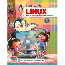Fun With Linux (Based On Edubuntu Distribution And OpenOffice) Book 1