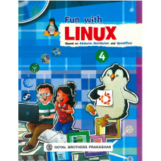 Fun With Linux (Based On Edubuntu Distribution And OpenOffice) Book 4