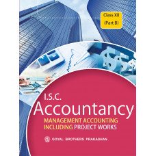 ISC Accountancy For Class XII (Part B)