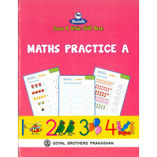 Learn & Write Skill Book Maths Practice A