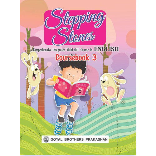 Stepping Stones A Comprehensive Integrated Multi-Skill Course English Book 3