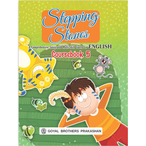 Stepping Stones A Comprehensive Integrated Multi-Skill Course English Book 5