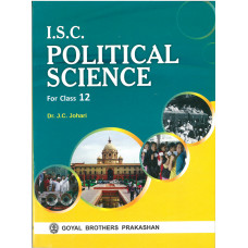 ISC Political Science For Class 12