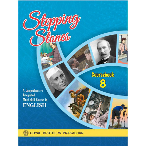 Stepping Stones A Comprehensive Integrated Multi-Skill Course English Course Book 8
