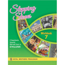 Stepping Stones A Comprehensive Integrated Multi-Skill Course English Workbook 7