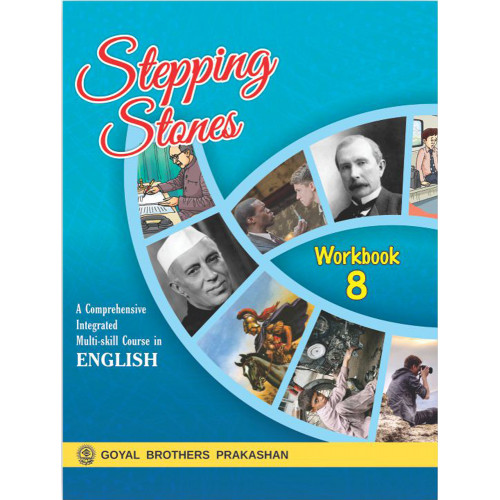 Stepping Stones A Comprehensive Integrated Multi-Skill Course English Workbook 8