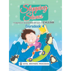 Stepping Stones A Comprehensive Integrated Multi-Skill Course English Book 4
