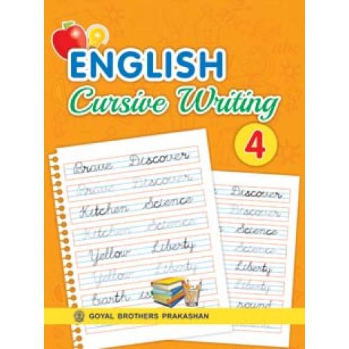 English Cursive Writing Part 4