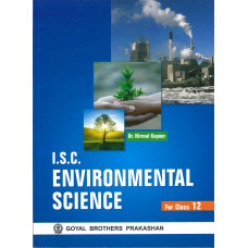 ISC Environmental Science For Class XII