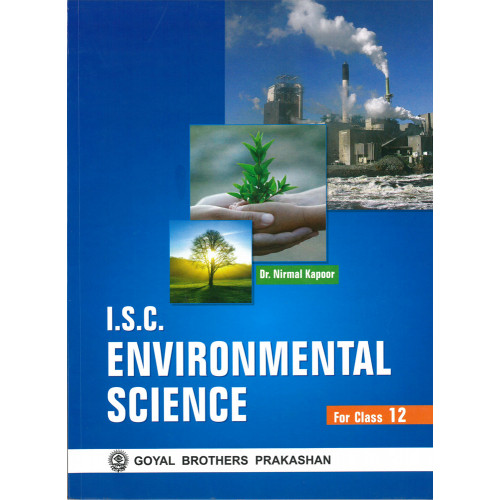 ISC Environmental Science For Class 12