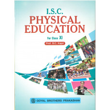 ISC Physical Education For Class 11