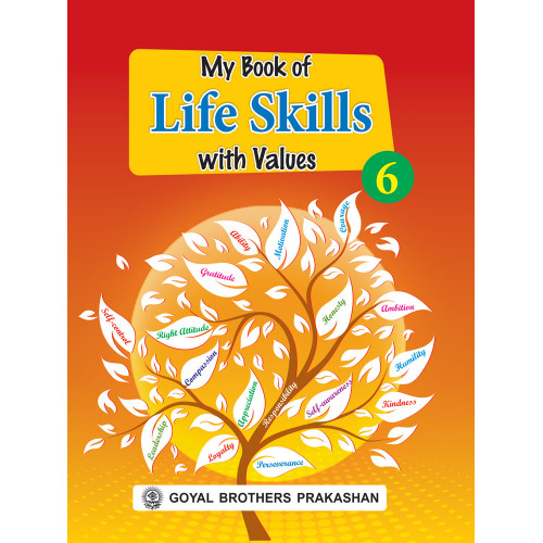 My Book Of Life Skills With Values Book 6