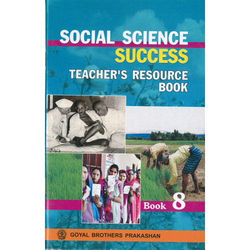 Social Science Success Teachers Resource Book 8