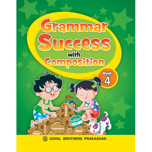 Grammar Success With Composition Book 4