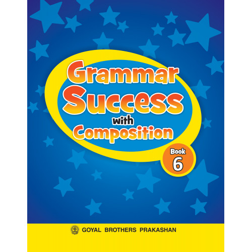 Grammar Success With Composition Book 6