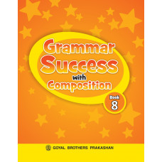 Grammar Success With Composition Book 8