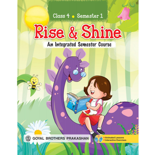 Rise & Shine An Integrated Semester Course For Class 4 (Semester 1)