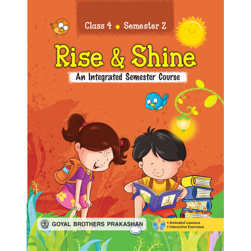 Rise & Shine An Integrated Semester Course For Class 4 (Semester 2)