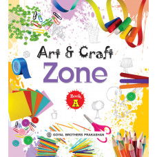 Art And Craft Zone Book A