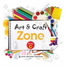 Art And Craft Zone Book C