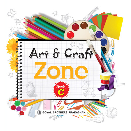 Art and craft zone book c for Amazon arts and crafts for kids