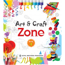 Art And Craft Zone Book 4