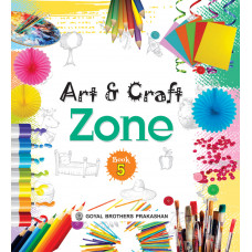 Art And Craft Zone Book 5