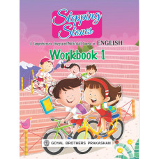Stepping Stones A Comprehensive Integrated Multi-Skill Course English WorkBook  1