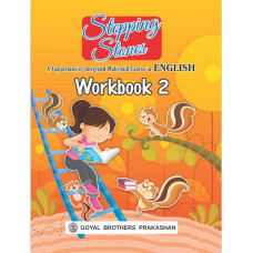 Stepping Stones A Comprehensive Integrated Multi-Skill Course English WorkBook 2