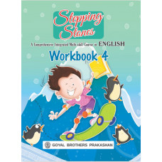 Stepping Stones A Comprehensive Integrated Multi-Skill Course English WorkBook 4