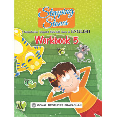 Stepping Stones A Comprehensive Integrated Multi-Skill Course English WorkBook 5